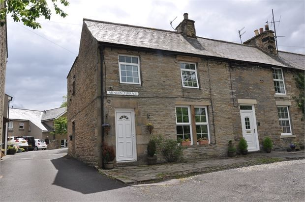 Thumbnail Cottage for sale in Arnison Terrace, Allendale, Northumberland.