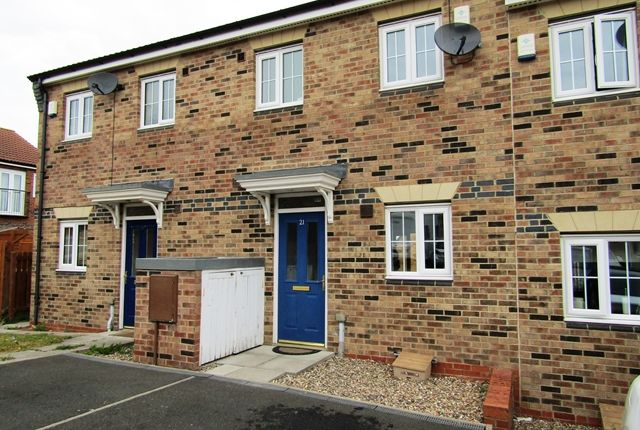 Thumbnail Terraced house to rent in 21 Low Mill Villas, High View, Blaydon