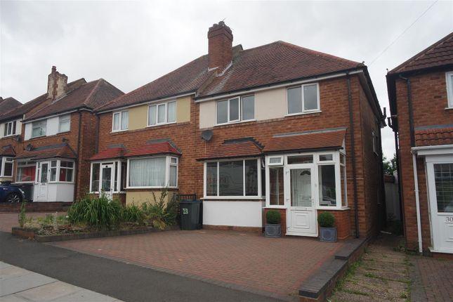 Thumbnail Property for sale in Ollerton Road, Yardley, Birmingham