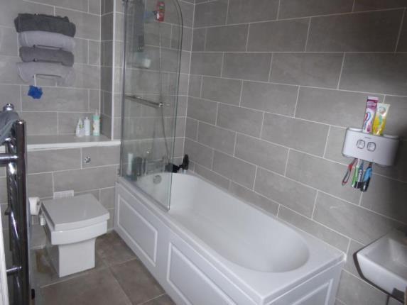 Bathroom of Crownhill Court, Glenmavis, Airdrie, North Lanarkshire ML6