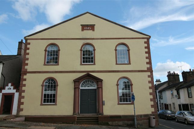 Thumbnail Flat to rent in 8 Gasgarth House, Fell Lane, Penrith, Cumbria