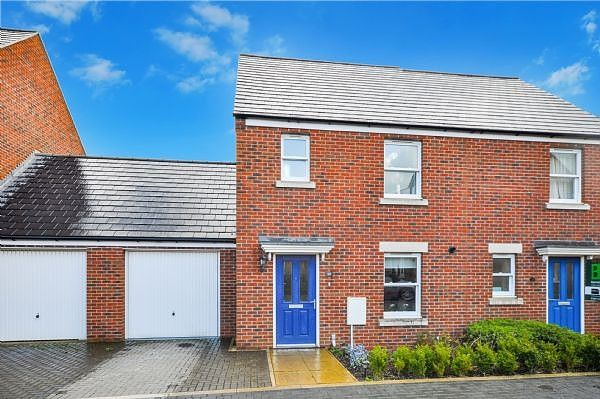 Thumbnail Property to rent in Kempton Close, Bicester