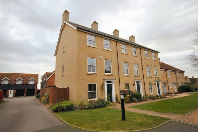 Thumbnail Town house for sale in Douglas Court, Ely, Cambs