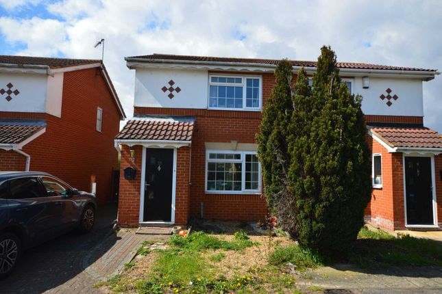 Thumbnail Semi-detached house for sale in Silver Birch Close, Thamesmead