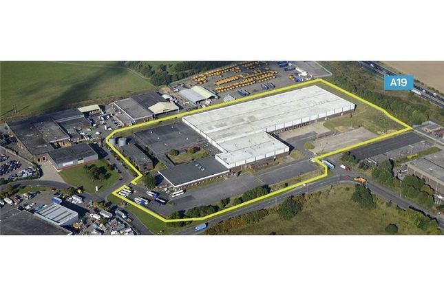 Thumbnail Industrial to let in Distribution Park, North West Industrial Estate, Mill Hill, Peterlee, County Durham