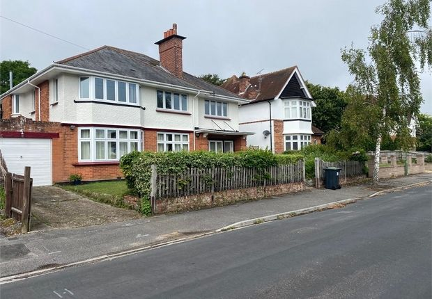 Thumbnail Flat to rent in Keswick Road, Boscombe Manor, Bournemouth, Dorset