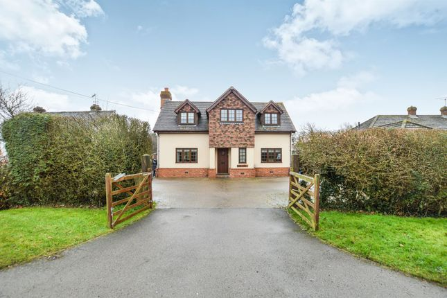 Thumbnail Detached house for sale in Stumble Lane, Kingsnorth, Ashford