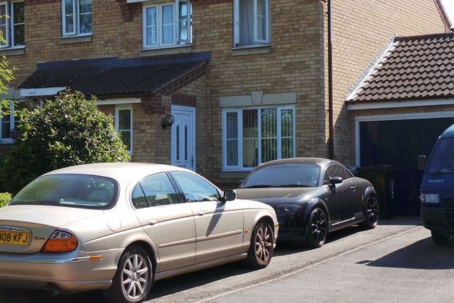 Thumbnail Semi-detached house to rent in Lytham Close, Grantham