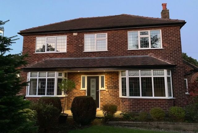 Thumbnail Detached house to rent in Broadway, Worsley