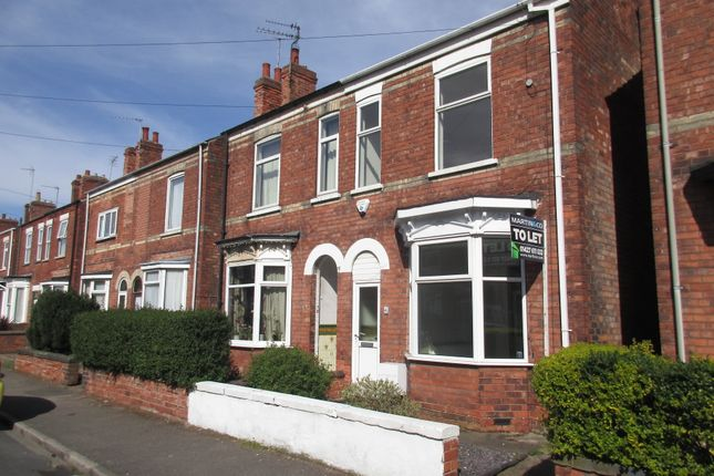 Semi-detached house to rent in Grey Street, Gainsborough