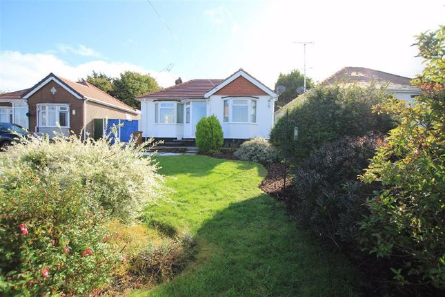 Thumbnail Detached bungalow for sale in Holywell Road, Sunnyside, Bagillt, Flintshire