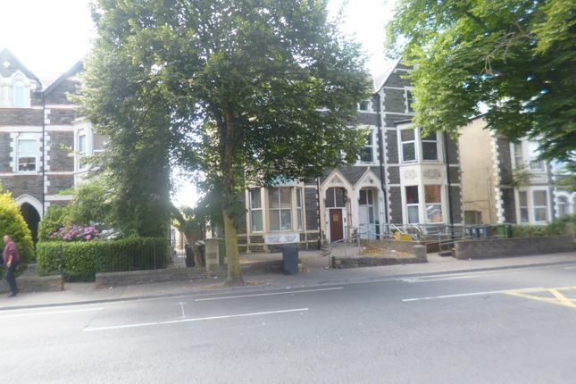 Thumbnail Office for sale in Cowbridge Road East, Canton, Cardiff