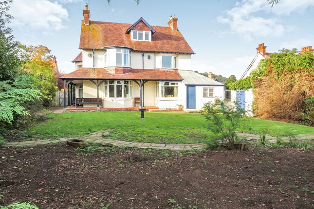 Thumbnail Detached house for sale in Warden Road, Minehead