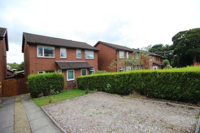 Thumbnail Semi-detached house to rent in Rawlinson Lane, Heath Charnock, Chorley