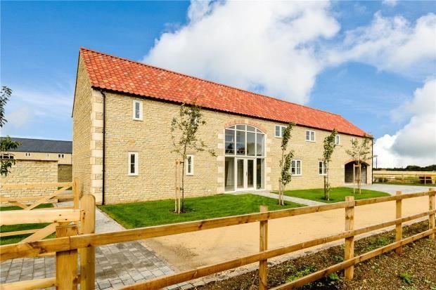 Thumbnail Detached house for sale in Corner Farm, Towngate West, Market Deeping, Peterborough