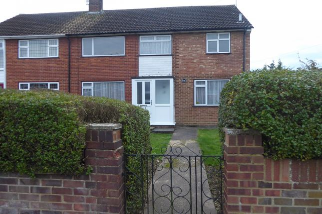 Thumbnail Property to rent in Evelyn Road, Dunstable