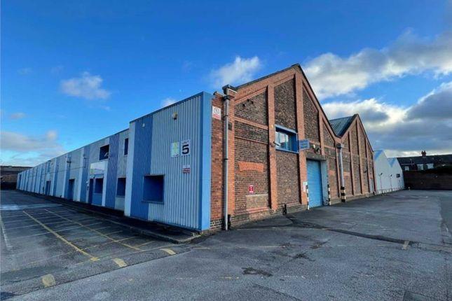 Thumbnail Industrial to let in Unit 5A & 5B, Causeway Business Park, Warrington
