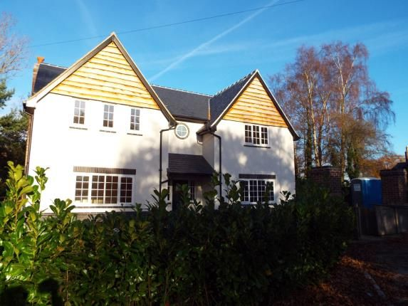 Thumbnail Detached house for sale in Hale Road, Hale, Cheshire