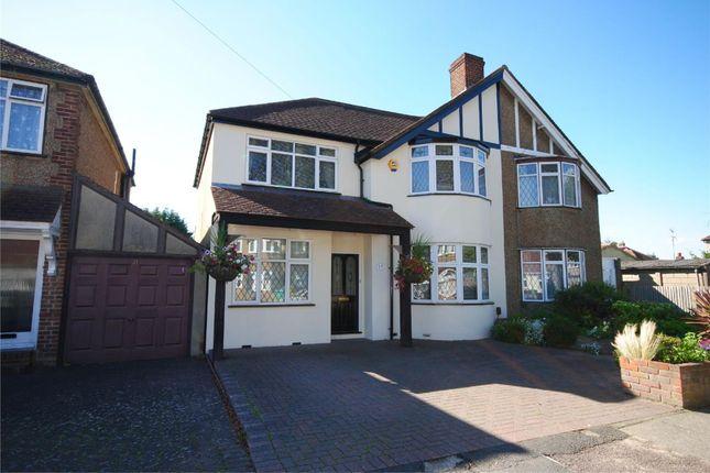 Thumbnail Semi-detached house for sale in Sheringham Avenue, Whitton, Twickenham