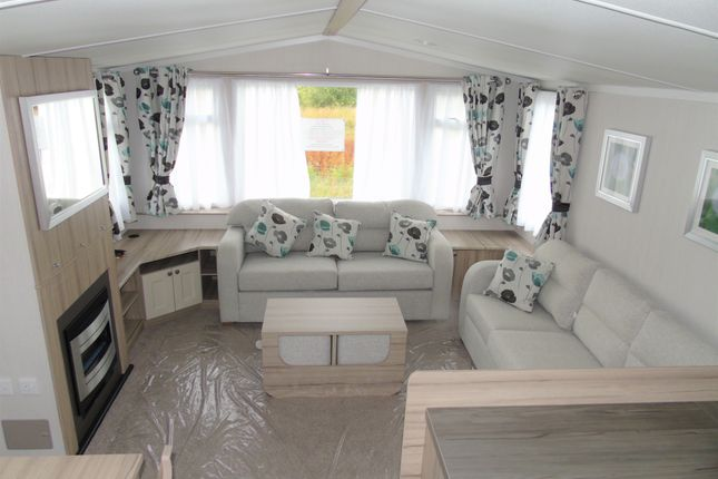 Thumbnail Property for sale in Swift Ideal Adventurer Plus, Hareshaw Linn Caravan Park, Bellingham
