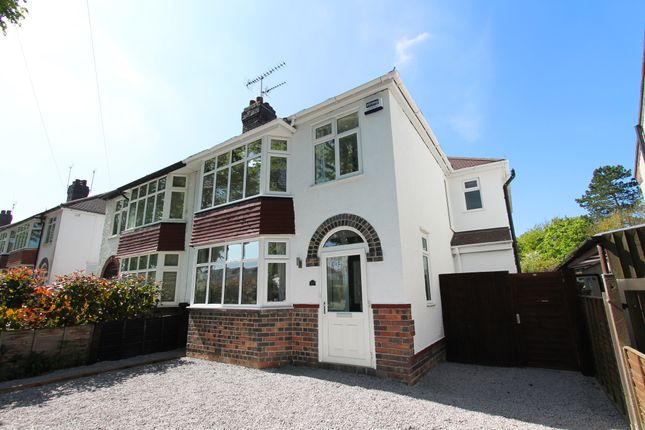 Thumbnail Semi-detached house to rent in Lime Avenue, Leamington Spa