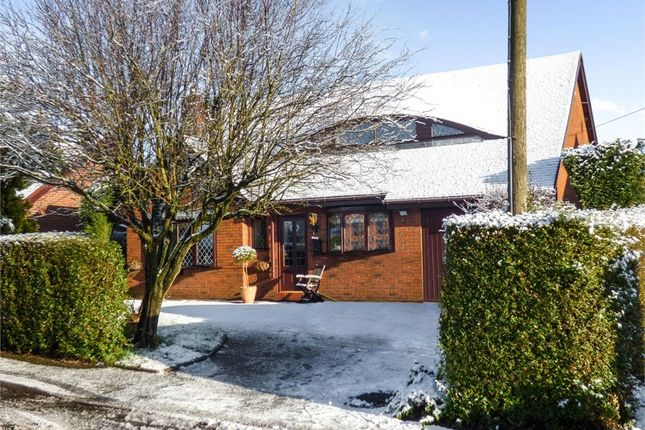 Thumbnail Detached house for sale in Folly Lane, Cheddleton, Leek, Staffordshire