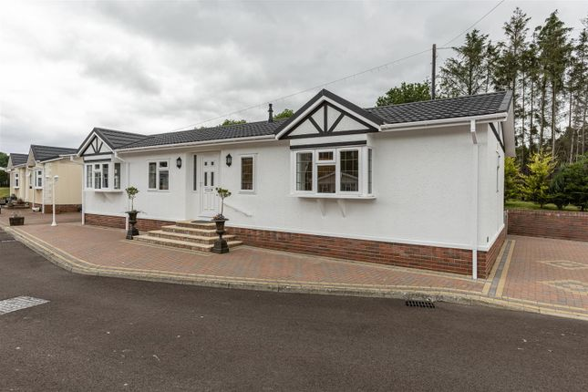 Thumbnail Mobile/park home for sale in Kilnknowe Place, Galashiels