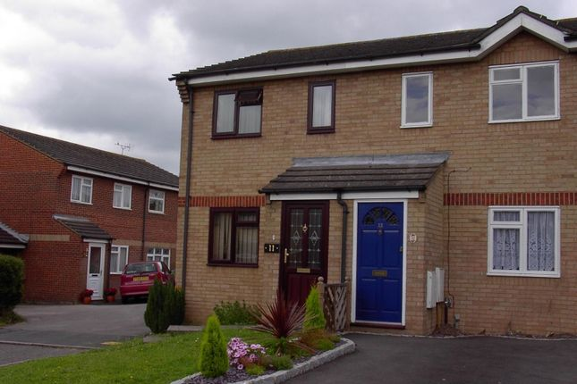 Thumbnail Semi-detached house to rent in Robins Close, Cressex, High Wycombe