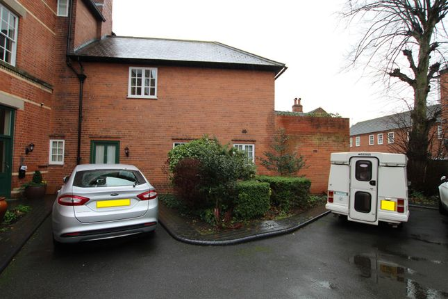 Thumbnail Flat for sale in Brook House Mews, High Street, Repton, Derby
