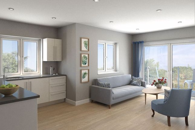 Thumbnail Flat for sale in Grove Gardens, High Wycombe