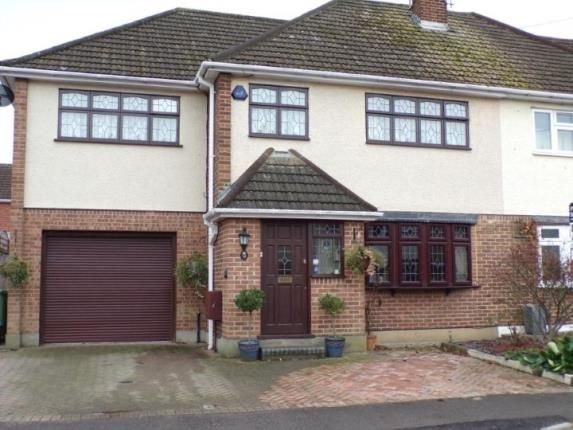 Thumbnail Semi-detached house for sale in Hutton, Brentwood, Essex