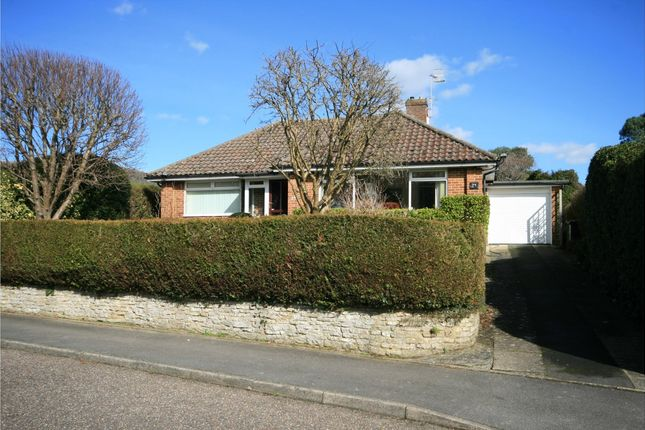 Thumbnail Bungalow for sale in Hurst Hill, Canford Cliffs, Poole