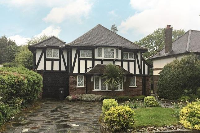 Thumbnail Detached house for sale in 3 New Forest Lane, Chigwell