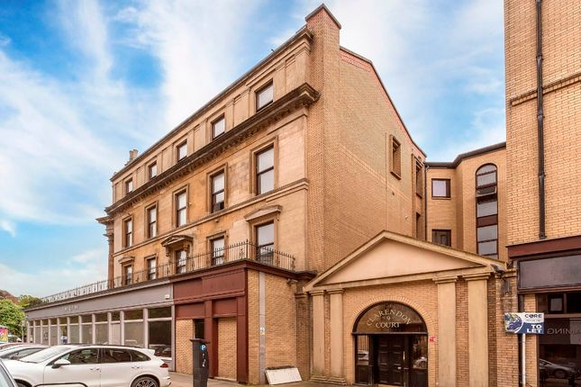 Thumbnail Flat for sale in Clarendon Court, Glasgow