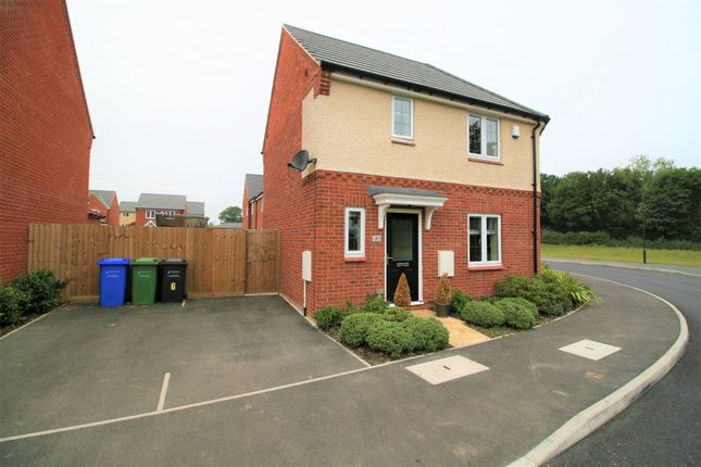 Thumbnail Semi-detached house for sale in Scafell Avenue, Chesterfield