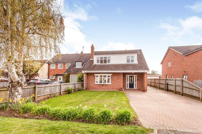 Thumbnail Detached house for sale in West Drive, Highfields Caldecote, Cambridge