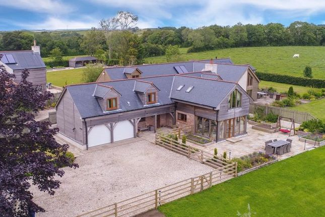 Thumbnail Detached house for sale in The Swallows, Barquhey Farm, Sundrum