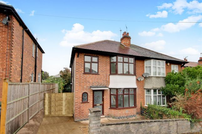 Thumbnail Semi-detached house for sale in George Road, Carlton, Nottingham