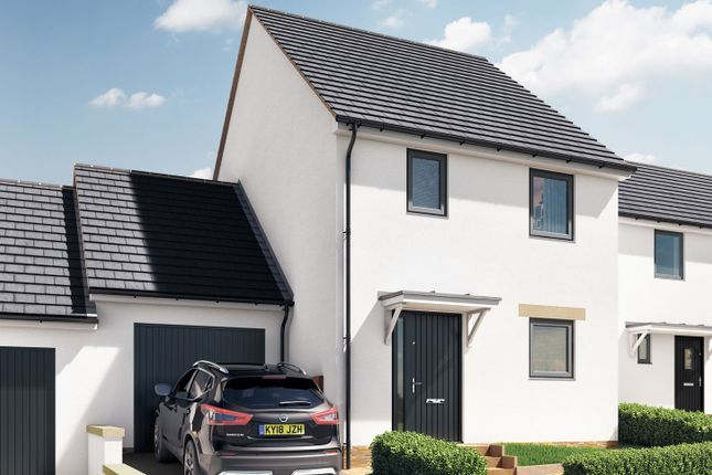"""Thumbnail Semi-detached house for sale in """"The Allen"""" at Nancealverne, Penzance, Cornwall, Penzance"""