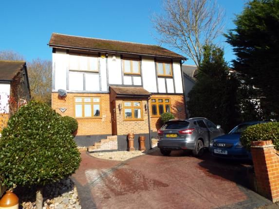 4 bed detached house for sale in Crown Road, Billericay