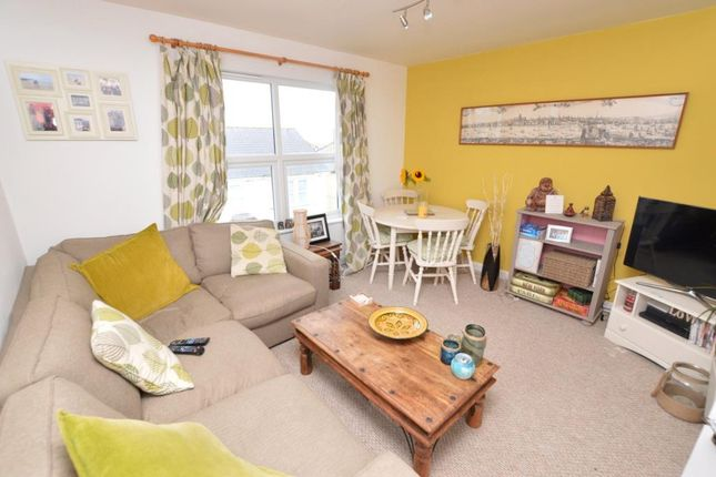 Thumbnail Flat to rent in Mayfield Road, Newquay, Cornwall
