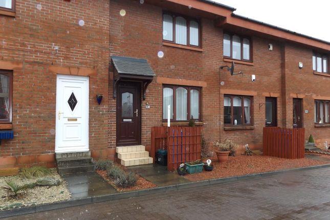 Thumbnail Terraced house for sale in Fullarton Court, Kilmarnock