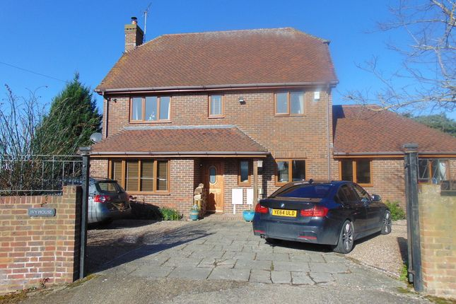 Thumbnail Detached house to rent in Ulley Road, Kennington, Ashford