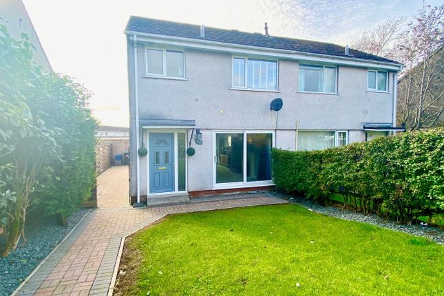 Thumbnail Semi-detached house for sale in Croftlands, Bigrigg, Egremont