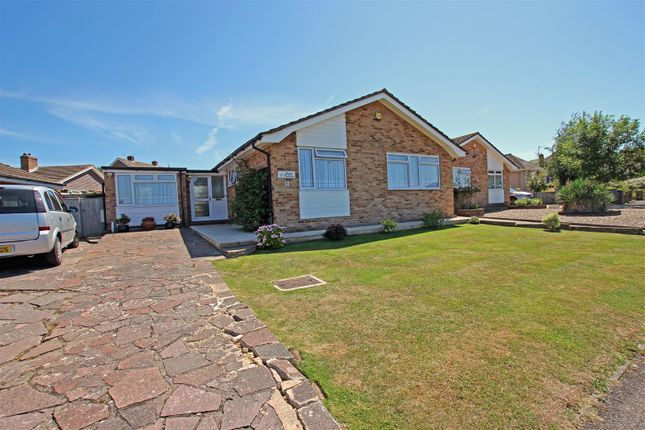 Thumbnail Detached bungalow for sale in Meadows Road, Willingdon, Eastbourne