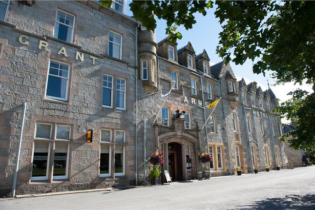 Thumbnail Hotel/guest house for sale in Grant Arms Hotel, 25-26 The Square, Grantown On Spey
