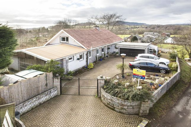 Thumbnail Detached house for sale in Dallerie Road, Crieff