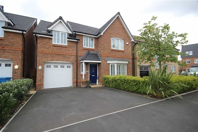 Thumbnail Detached house for sale in Hawthorn Way, Worsley, Manchester