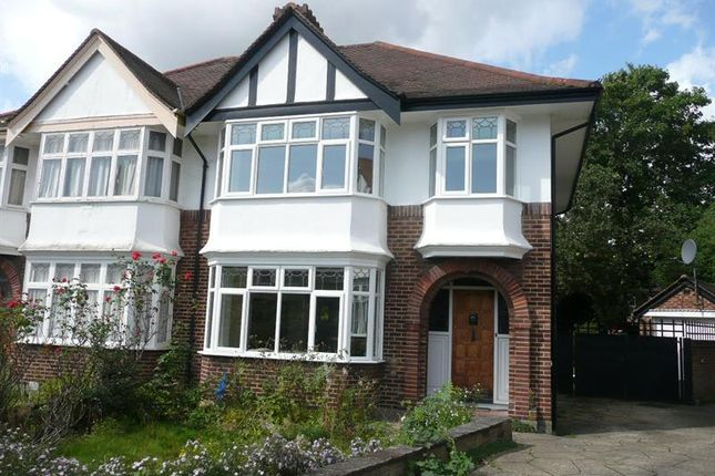 Thumbnail Property to rent in Delamere Road, Ealing, London