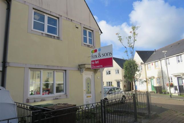 Thumbnail Property to rent in Monica Walk, Plymouth